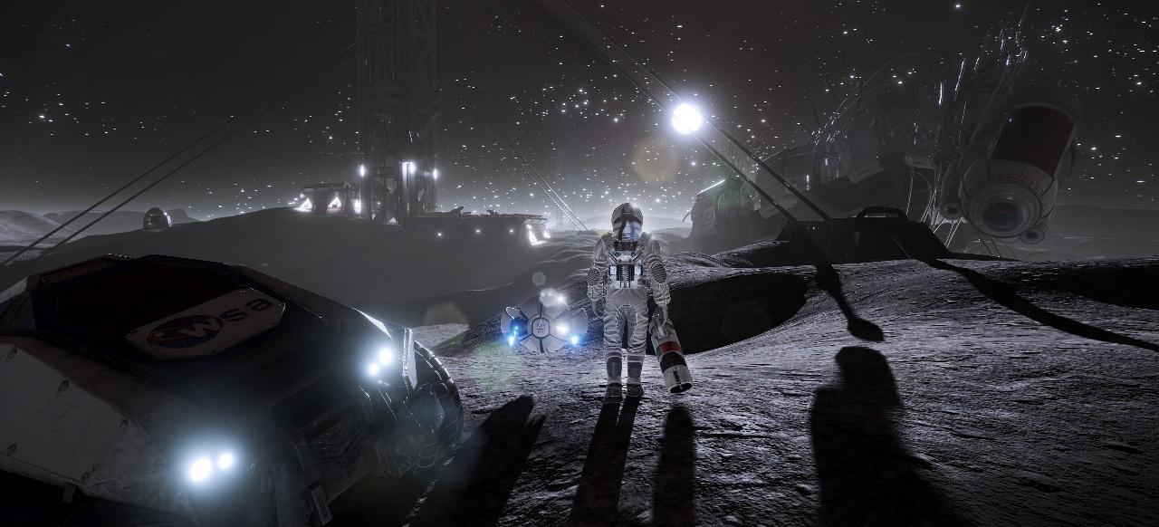 Erkundungs-Abenteuer auf dem Mond
