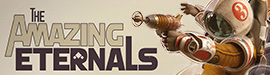 Gewinnspiel: The Amazing Eternals Beta-Codes