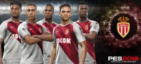 Pro Evolution Soccer 2019: Offizielle Partnerschaft mit dem AS Monaco