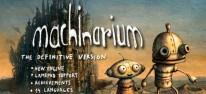 """Machinarium: Kostenloses Update zur """"Definitive Version"""" auf Steam veröffentlicht"""