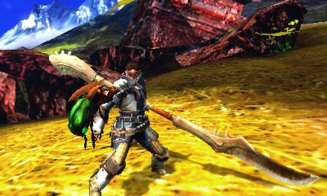 Screenshot - Monster Hunter 4 (3DS) 92399022