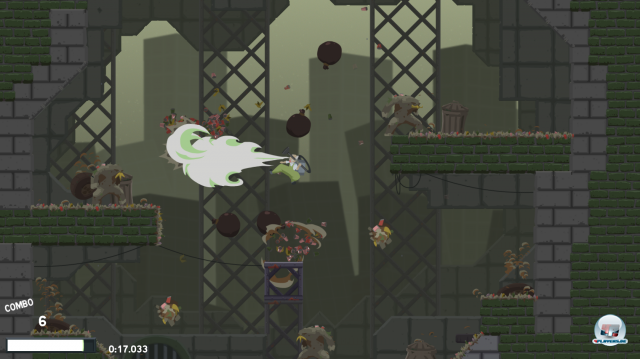 Screenshot - Dustforce (PC)