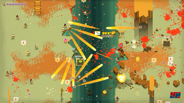 Screenshot - A Fistful of Gun (PC)