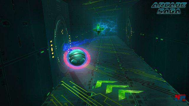 Screenshot - Arcade Saga (HTCVive)