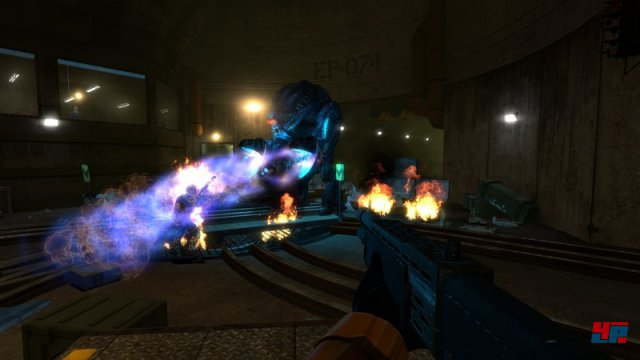 Screenshot - Black Mesa (PC)