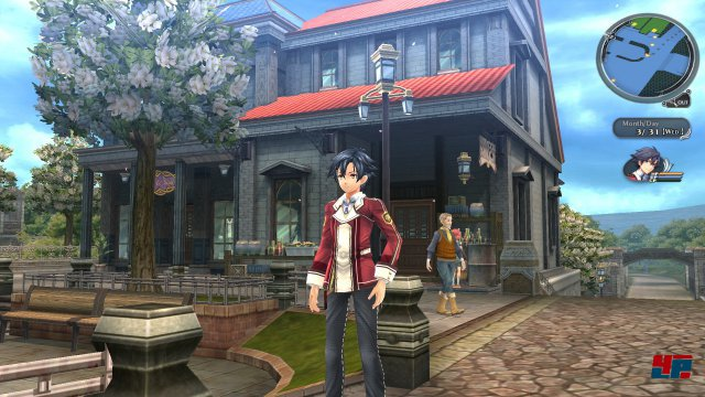 Screenshot - The Legend of Heroes: Trails of Cold Steel (PC)