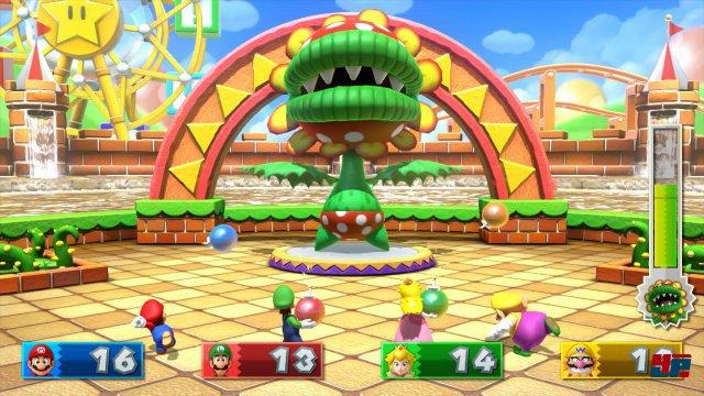 Mario Party 10 wurde ansehnlich ins HD-Zeitalter gehievt.