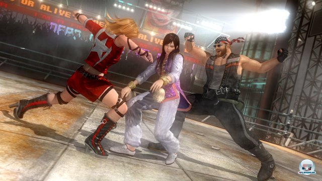 Screenshot - Dead or Alive 5 (PlayStation3) 2361657
