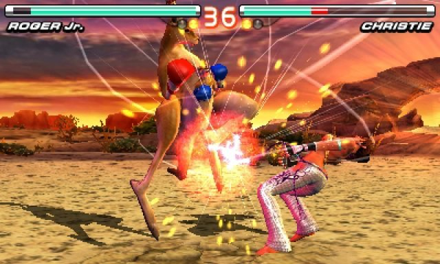 Screenshot - Tekken 3D Prime Edition (3DS) 2281312