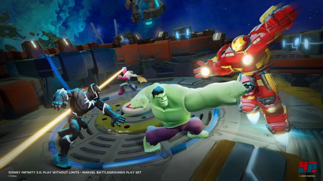 Screenshot - Disney Infinity 3.0: Play Without Limits (360)