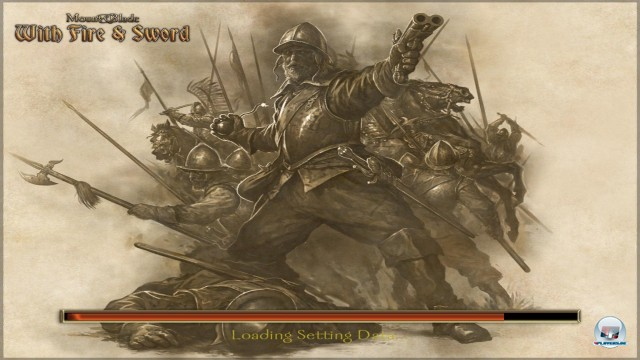 Screenshot - Mount & Blade: With Fire and Sword (PC)