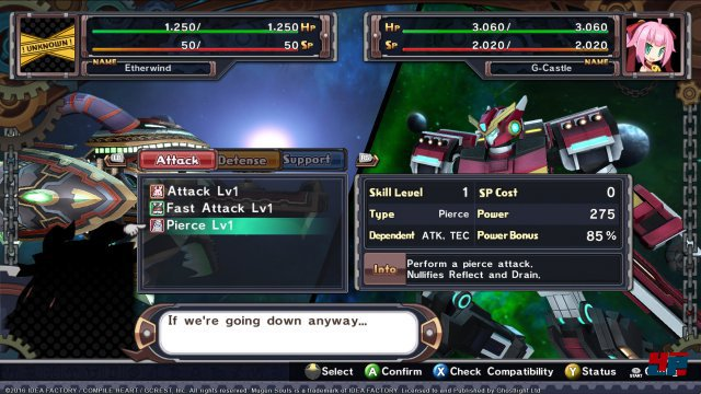 Screenshot - Mugen Souls Z (PC)