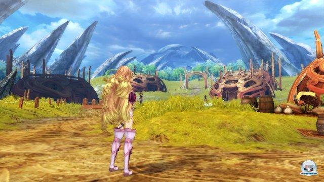 Screenshot - Tales of Xillia (PlayStation3) 2376242