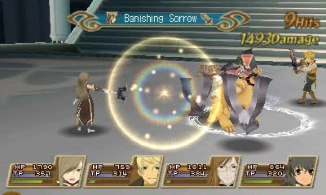 Screenshot - Tales of the Abyss (3DS) 2264162