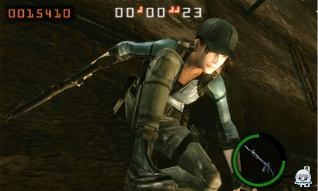 Screenshot - Resident Evil: The Mercenaries 3D (3DS) 2227459