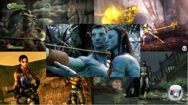 <br><br>Rosige Zukunft? 3D-Spiele sind im Kommen: Mit Invincible Tiger feierte das erste 3D-Spiel im PSN und auf Xbox Live seine Premiere, während vor allem Sony die PlayStation 3 mit einem Firmware-Update fit für die 3D-Zukunft machen will. Avatar hat dagegen gezeigt, dass es schon vorher geht, wenn man einen der entsprechenden und bisher noch kaum erhältlichen 3D-Fernseher im Wohnzimmer stehen hat. Obwohl mit Ice Age 3, Oben und Final Destination 4 bereits einige 3D-Versionen in Kinos vorgeführt wurden, hat erst James Cameron mit seinem Blockbuster Avatar endgültig den 3D-Hype ausgelöst... 2049253