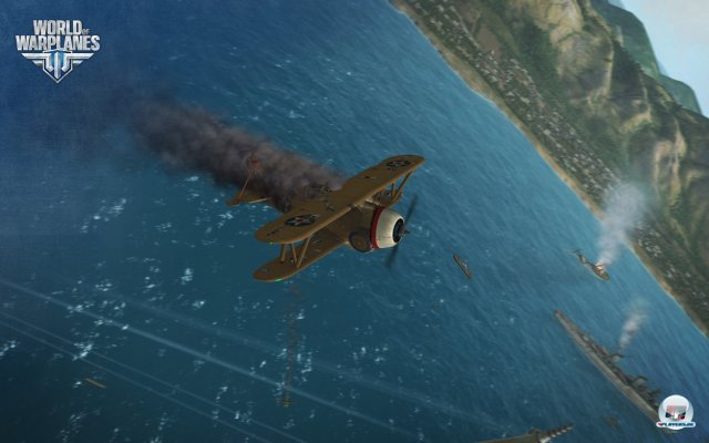 Screenshot - World of Warplanes (PC) 2370412