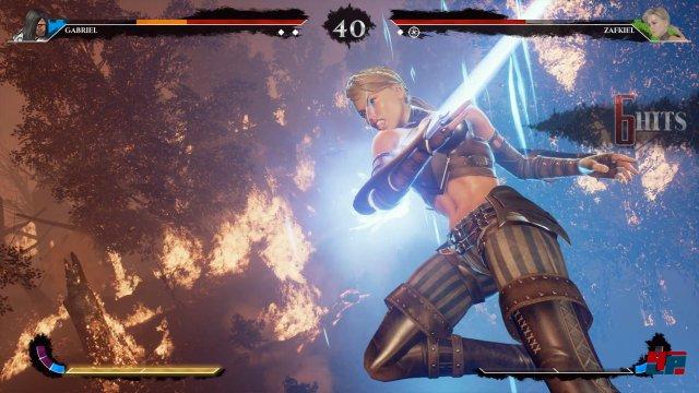 Screenshot - Omen of Sorrow (PS4)