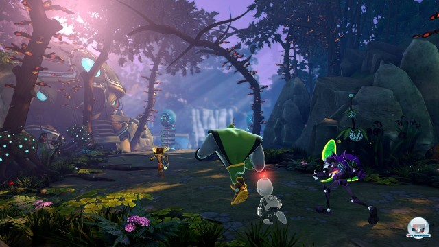 Screenshot - Ratchet & Clank: All 4 One (PlayStation3) 2228972