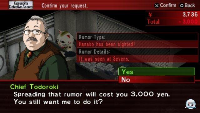 Screenshot - Shin Megami Tensei: Persona 2 - Innocent Sin (PSP) 2261022