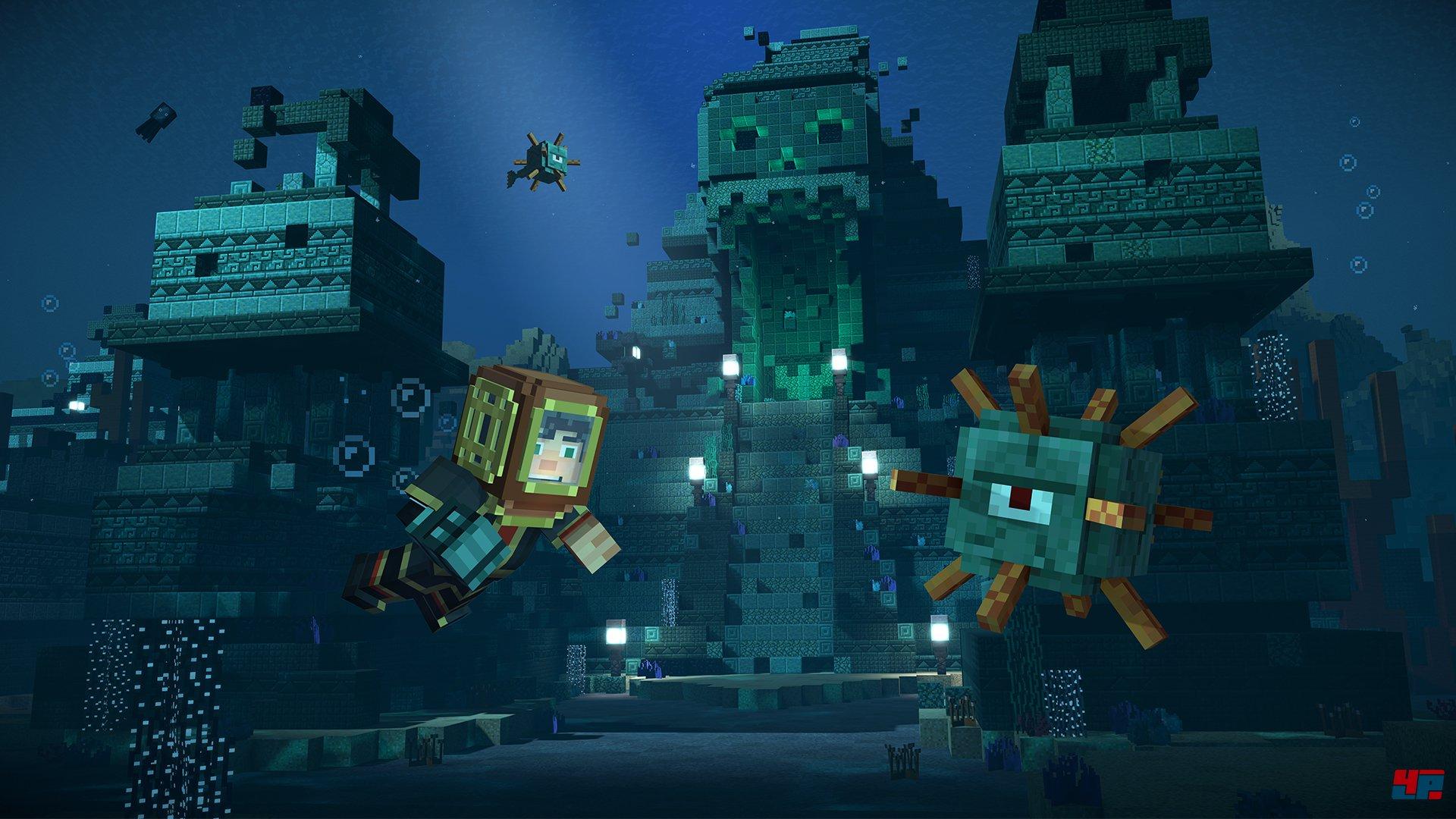 Minecraft: Story Mode - Season 2 beginnt am 11. Juli