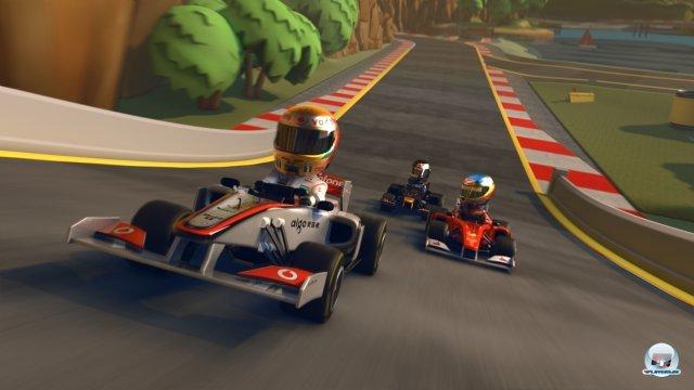 Screenshot - F1 Race Stars (360) 2375002