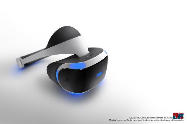 Aus Project Morpheus ist mittlerweile PlayStation VR geworden.