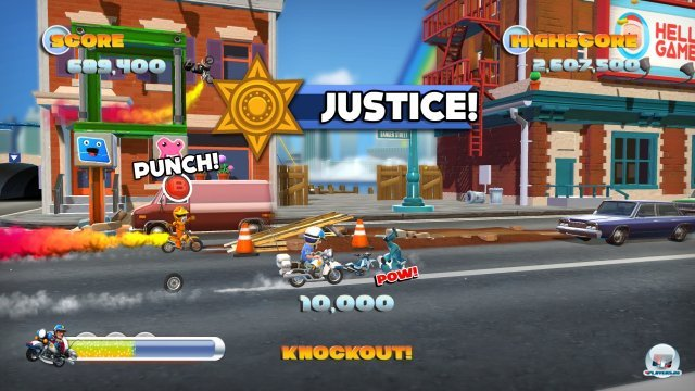 Screenshot - Joe Danger: The Movie (360)