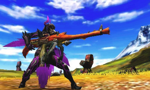 Screenshot - Monster Hunter 4 (3DS) 92399177