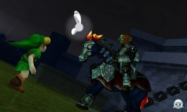 Screenshot - The Legend of Zelda: Ocarina of Time 3D (NDS) 2216968