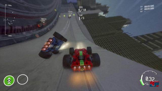 Screenshot - GRIP: Combat Racing (PC)