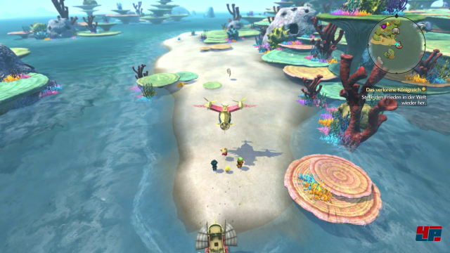 Screenshot - Ni No Kuni 2: Schicksal eines Königreichs (PS4) 92561929
