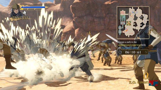 Screenshot - Arslan: The Warriors of Legend (PC) 92520335