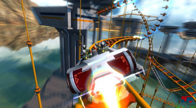 Screenshot - ScreamRide (XboxOne)