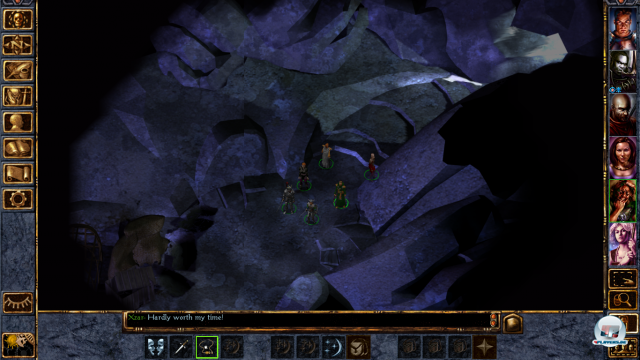 Screenshot - Baldur's Gate: Enhanced Edition (Android) 92400127