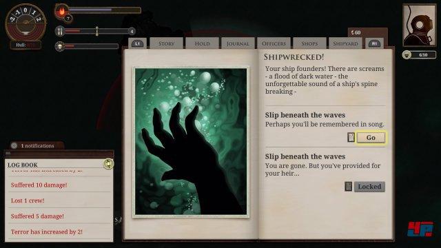 Screenshot - Sunless Sea (PS4)