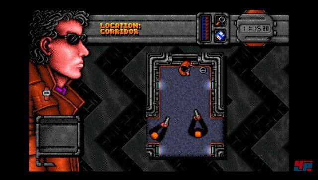 Screenshot - Dreamweb (PC)