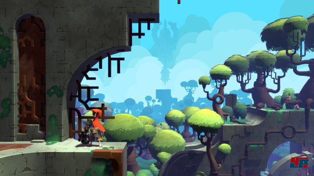 Screenshot - Hob (PC)