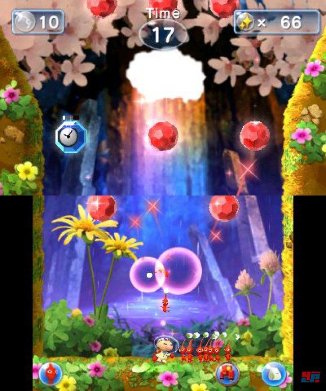 Screenshot - Hey! Pikmin (3DS) 92550118