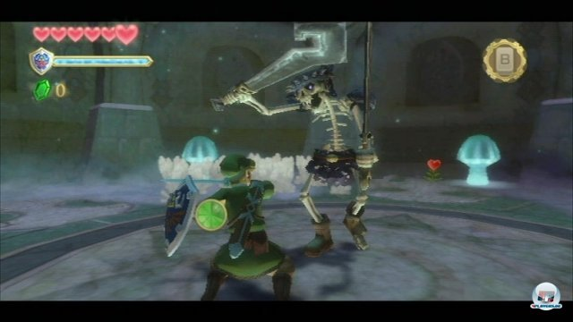 Screenshot - The Legend of Zelda: Skyward Sword (Wii) 2271112