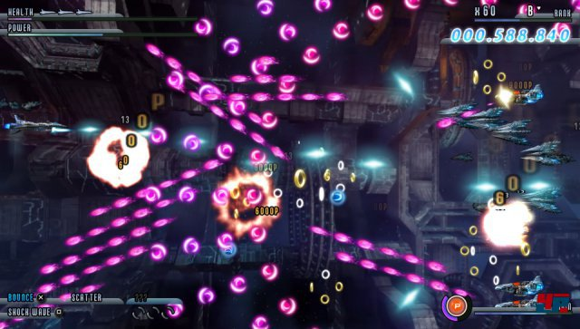 Screenshot - Söldner-X 2: Final Prototype (PS_Vita)