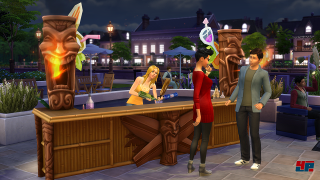 Screenshot - Die Sims 4 (PS4) 92556248
