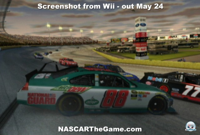 Screenshot - NASCAR 2011: The Game (Wii) 2223642