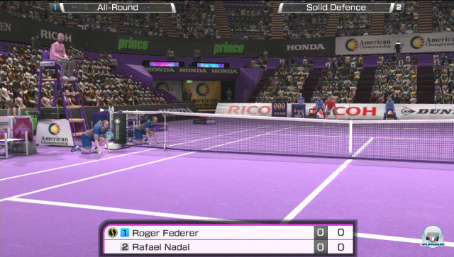 Screenshot - Virtua Tennis 4 (PS_Vita)