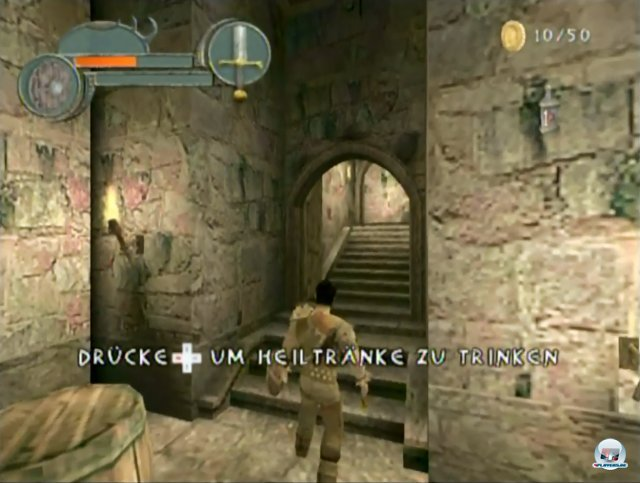 Screenshot - Enclave: Shadows of Twilight (Wii)
