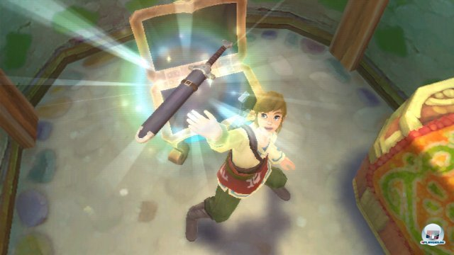 Screenshot - The Legend of Zelda: Skyward Sword (Wii) 2270957