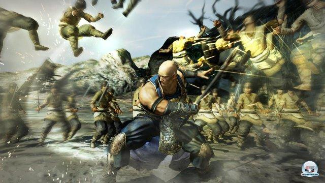 Screenshot - Dynasty Warriors 8 (PlayStation3) 92434072