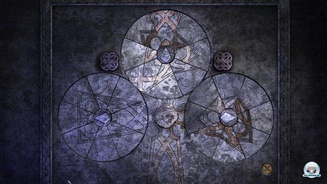 Schiebung: Dracula 4 reiht ein Dechiffrierungs-Rätsel an das andere.