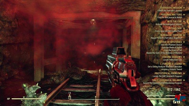 Die Questlinie der Feueratmer gehört erzählerisch zu den besseren in Fallout 76.