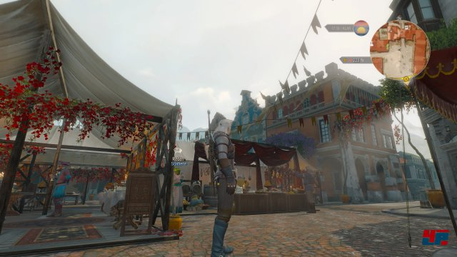 Screenshot - The Witcher 3: Wild Hunt - Blood and Wine (PlayStation4) 92526621
